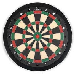 15 5in magnetic dartboard game with six