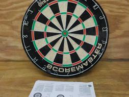 Dart World 49527 Scoremaster Bristle Dartboard