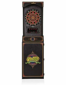 Arachnid Cricket Pro 650 Standing Electronic Dartboard with