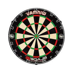 Winmau Blade 5 Bristle Dartboard with All-New Thinner Wiring