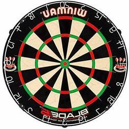 blade 5 bristle dartboard with all new