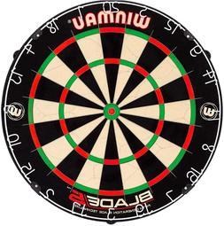 blade 5 bristle dartboard w all new