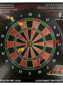 Brand New bulk buys Magnetic Dartboard Game
