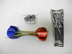 brass shank steel darts with game instructions