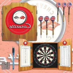 corvette c1 dart cabinet includes