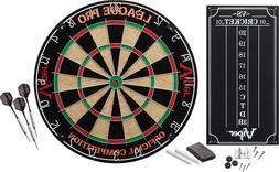 Dart Board League Pro Sisal Bristle Steel Tip