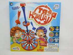 DART LAUNCH MAGNETIC TARGET GAME KIDS ACTIVITY BRAND NEW IN