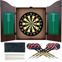 dartboard cabinet set professional dart board bar