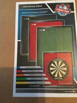 """Dart World Darts Backboard  25""""x28""""x3/4"""