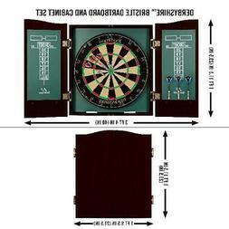 EastPoint Sports Derbyshire Official Size Bristle Dartboard