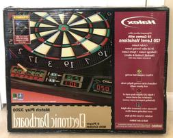 Halex Electronic Dartboard Match Play 3200 / 8 Player Cricke