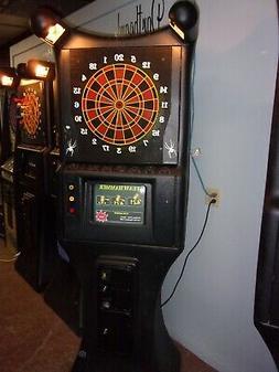 galaxy ii coin op electronic dartboard d132