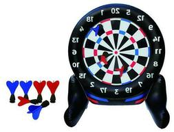 Giant Inflatable Dartboard Yard Party Game Durable Heavy-dut