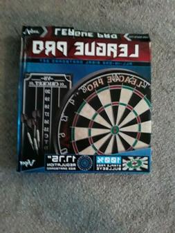 GLD Products Viper League Pro Sisal Dartboard