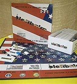 Gontza Games GZA 001 MINDFIELD The Game of United States Mil