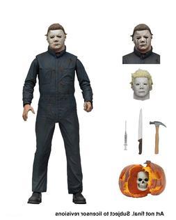 """Halloween 2  - 7"""" Scale Action Figure - Ultimate Michael Mye"""