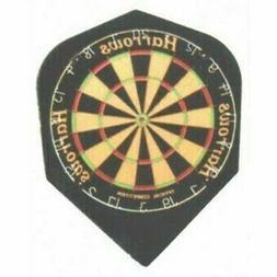 Harrows Quadro Dart Board Standard Dart Flight