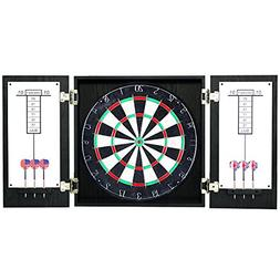 Hathaway Winchester Dartboard Cabinet with Sisal Fiber for S