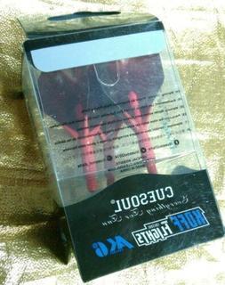 CUESOUL Koff Flights AK6 Dart 3pk Red/Black Tail