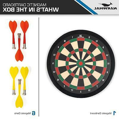 Narwhal 15.5in Game With Six Magnetic Darts