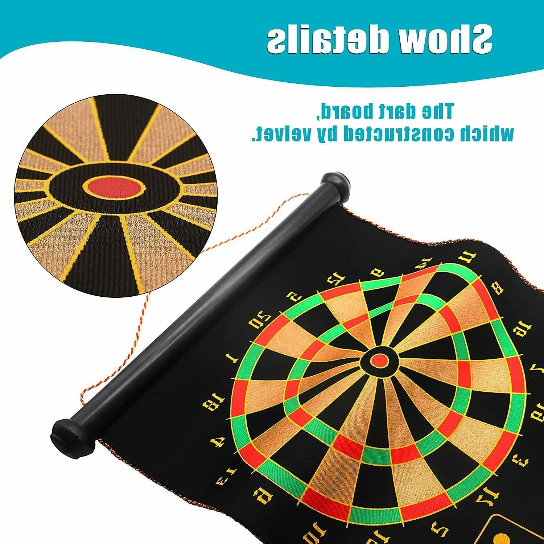 """15"""" Magnetic Dart Sets Rolling,for Kids"""