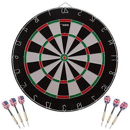 "18x1"" Regulation Dartboard. Dart Game"