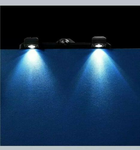 MD Sports 2 In 1 Dartboard Display Light Laser Toe/Throw