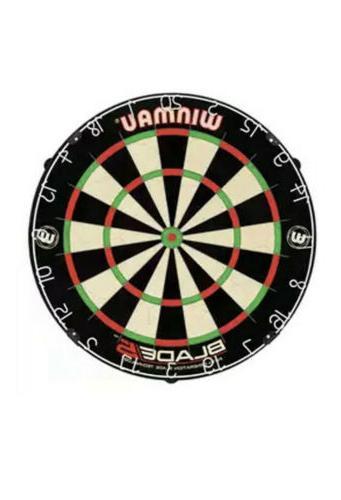 Winmau Blade 5 Level Dartboard - Dart With Rota-Lock