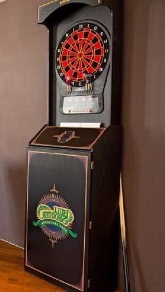 Arachnid Dartboard Cabinet Cricket Pro 650