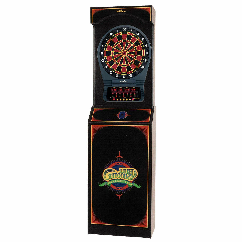 arcade cabinet dart game