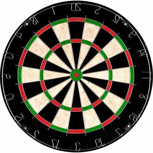 champion tournament bristle dartboard sports multicolor 18