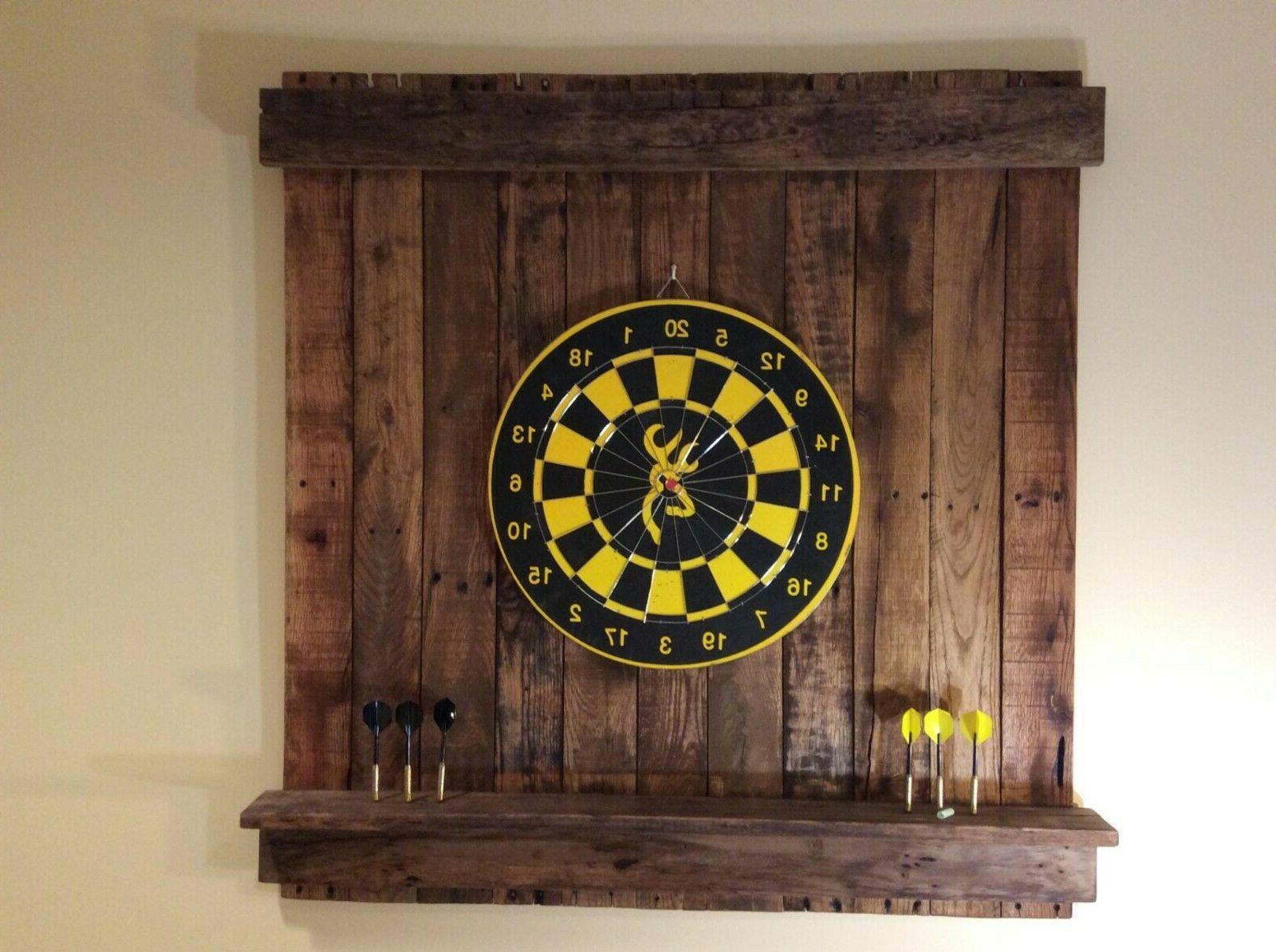 Dart Board Backboard- Pallet