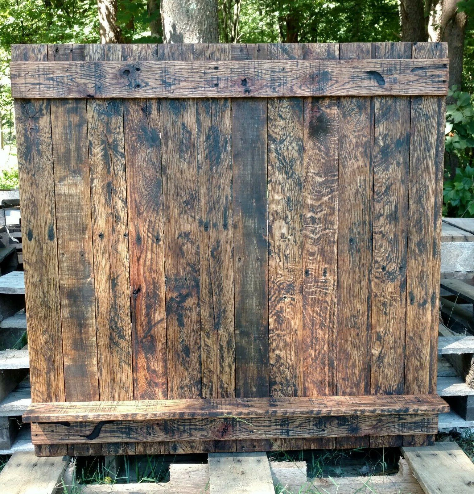 dart board backboard reclaimed pallet wood free