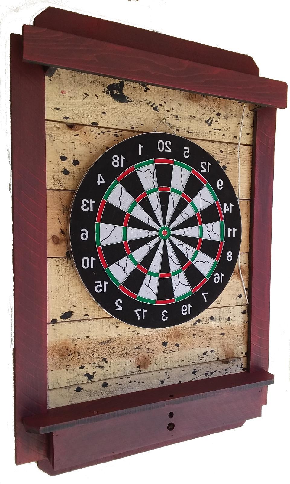 Darts Board Backboard LED Throw line