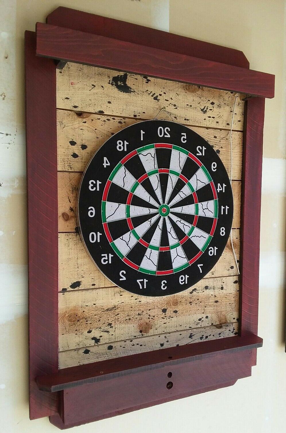 Darts Cabinet Backboard LED Laser Throw line