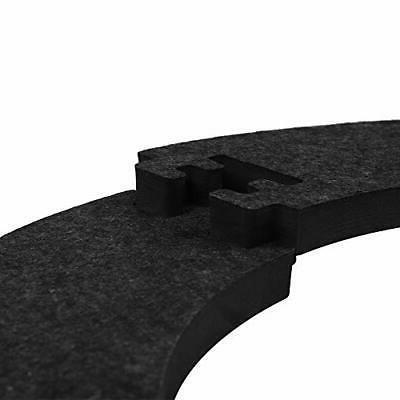 Dart Protection,EVA Backboard Surface, 5Pcs