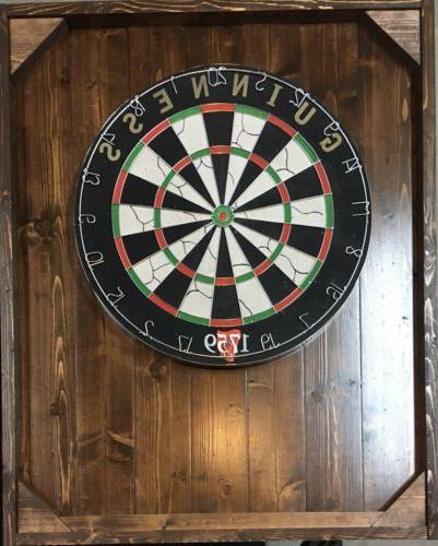 dartboard backboard