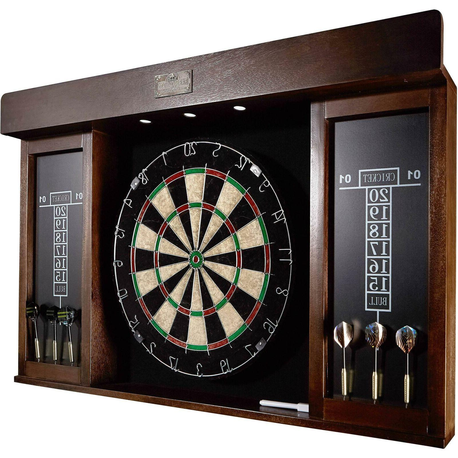 Dartboard & Board w/ Fun