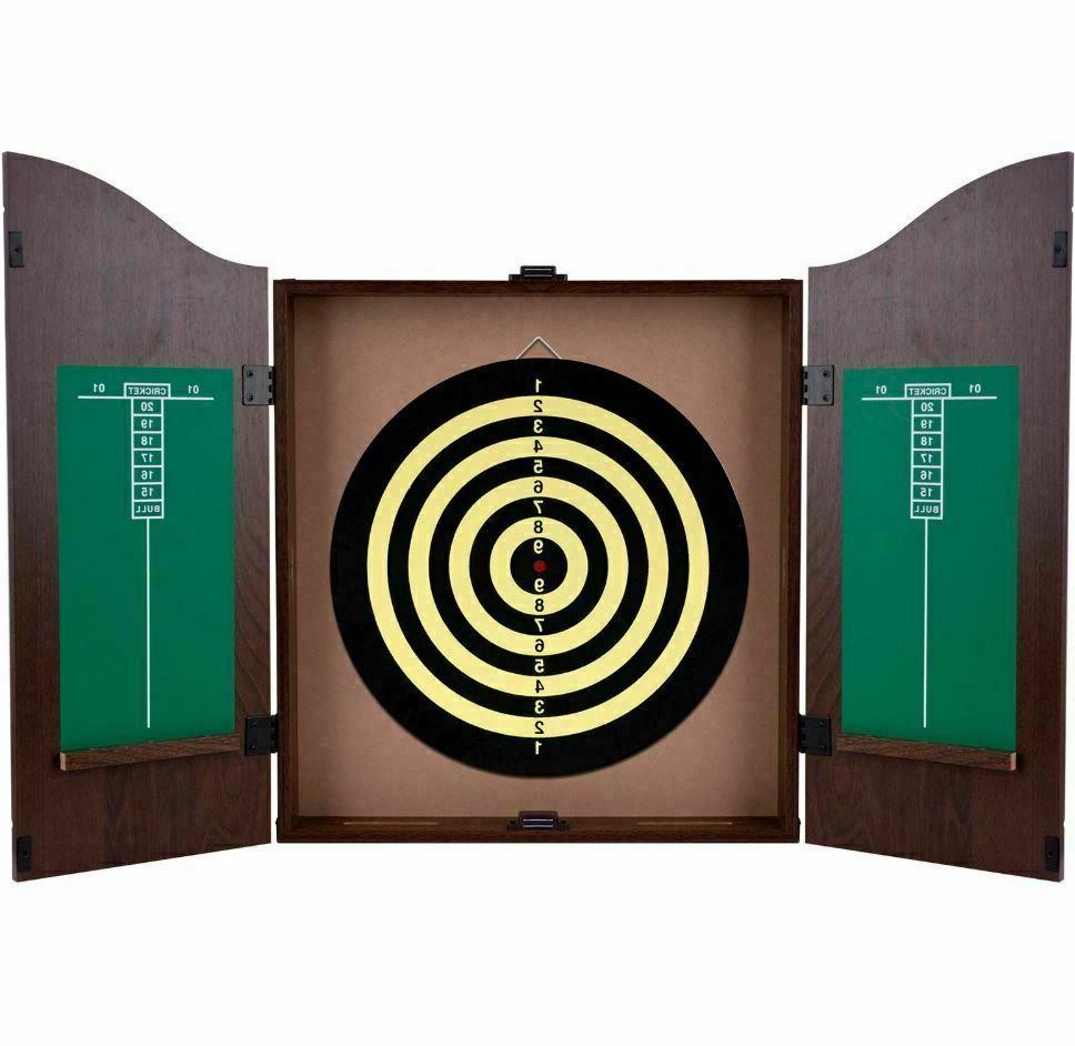 Dartboard Cabinet Dart Board Bar Game