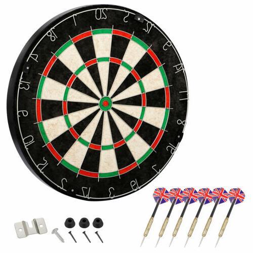 Dartboard Set Bullseye High-Grade Board