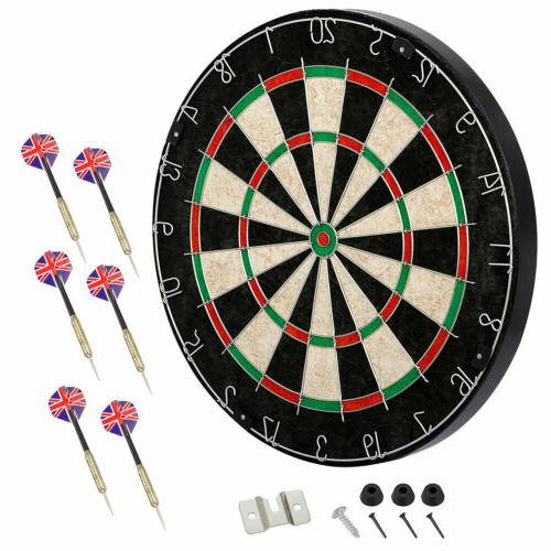 Dartboard Shot Regulation Bristle Steel with