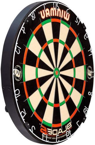 darts game set dartboard winmau blade 5