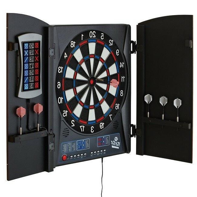 Electronic Set Scoreboard Darts Game
