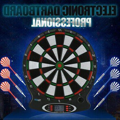 New Arachnid Board Set Target Room LED 6