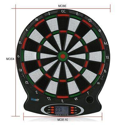 New Arachnid Dart Board Target Room LED 6