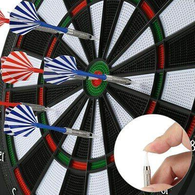 Electronic Soft Dartboard Set Target Game LCD Darts