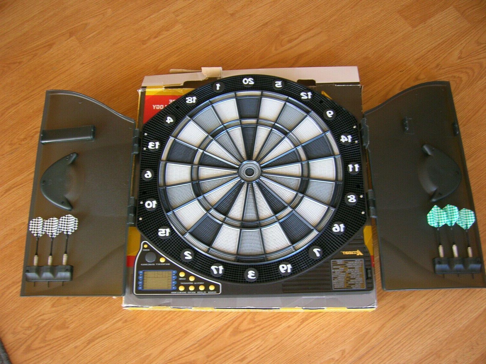 Accudart EX5000 & Games 174 Variations 6 Darts