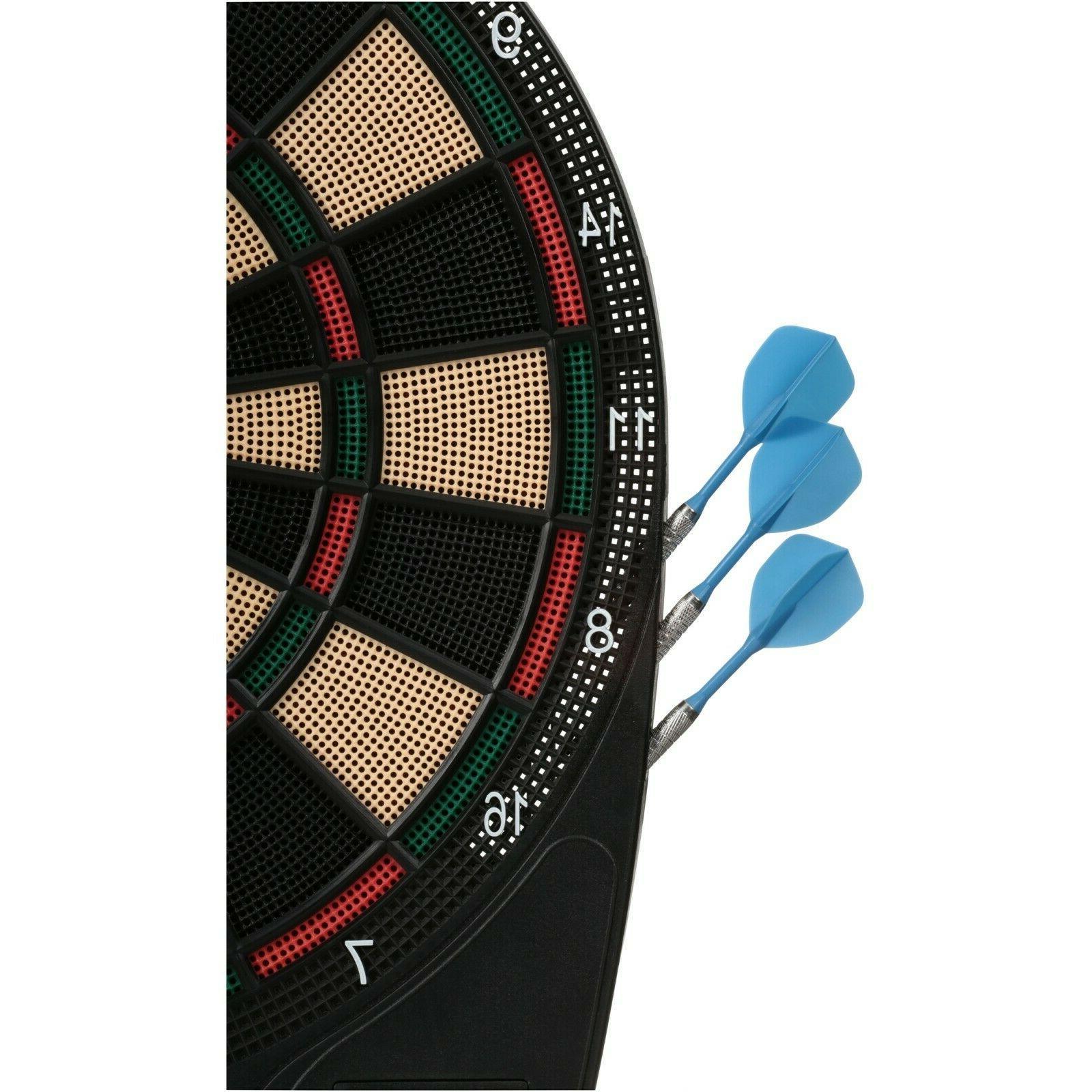 Franklin Sports Tip Dartboard and Darts Set
