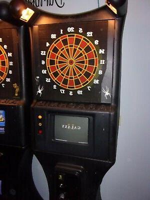GALAXY II COIN Electronic Dartboard