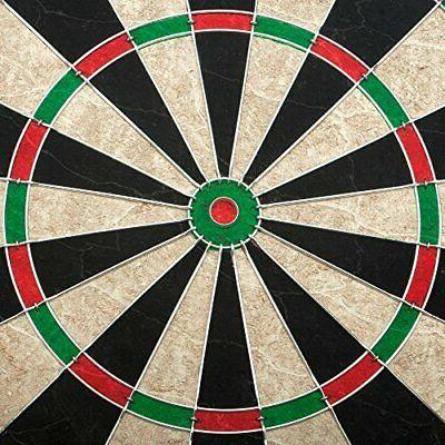 GSE Games & Expert Regulation Size Dart Board Game Set Darts